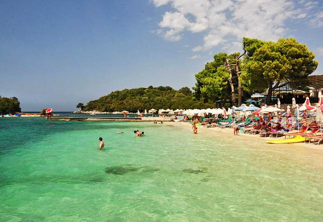 beach-albania