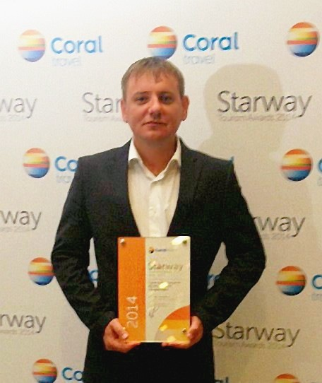 Coral-Travel-starway