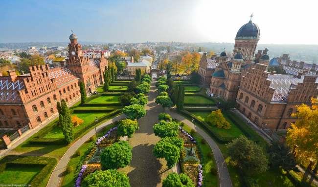 Chernivci-universitet