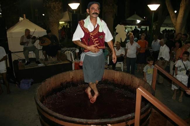 Vine-festival