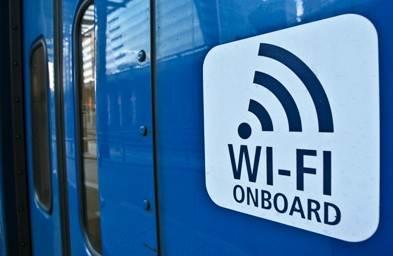 Wi-fi-train