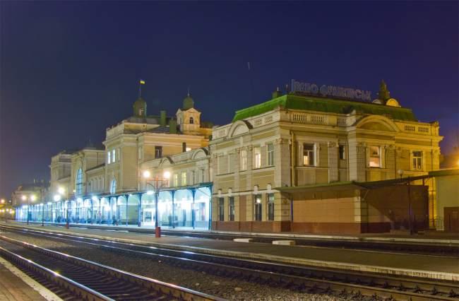 Frankovsk-vokzal
