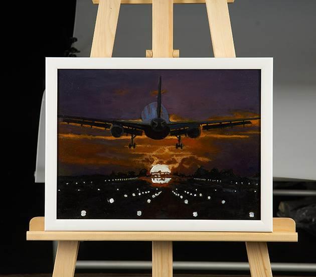 plane-under-runway