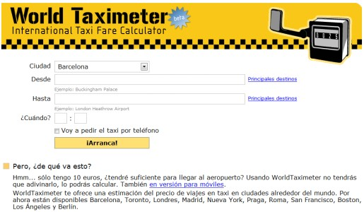 world-taximeter