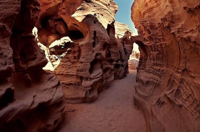 Цветной-каньон-Египет
