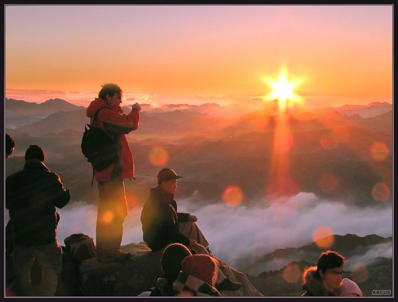 восход-на-горе-Моисея