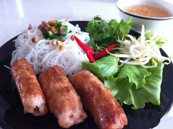 Вьетнамский фахитос Нем Нуонг