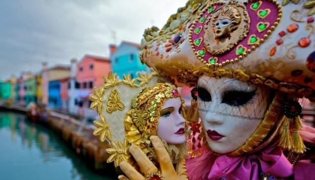 Италия: как попасть на Венецианский карнавал.