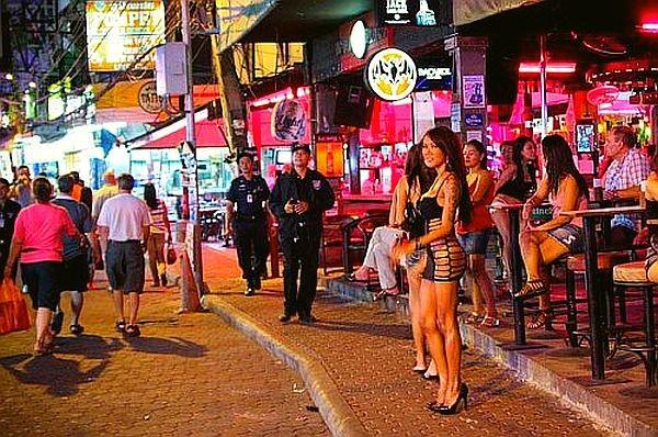 Таиланд проститутки фото