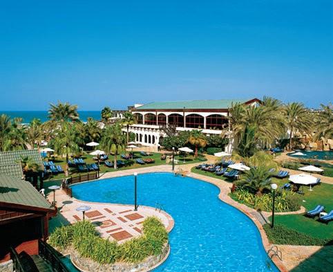 DUBAI MARINE BEACH RESORT 6