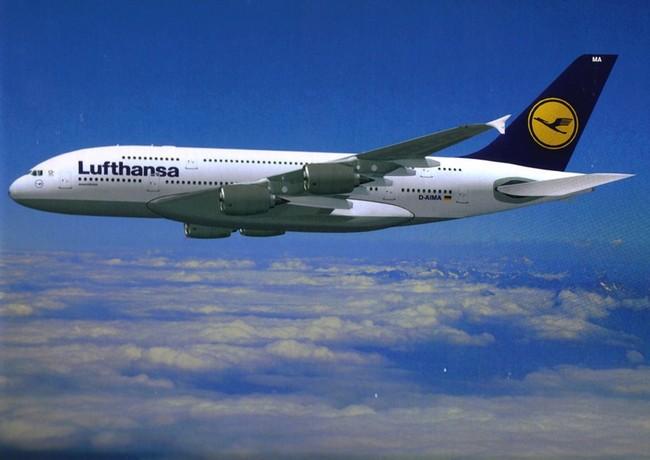 LufthansaAirbus380