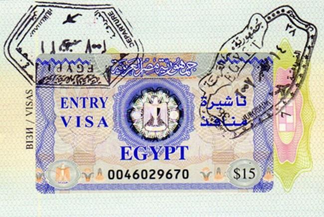 viza egypt